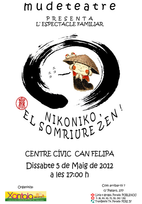 espectacle infantil a Can Felipa